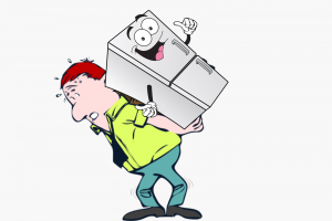 dump fridge Christchurch
