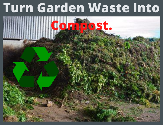 Cheapest Way to Remove Garden Waste
